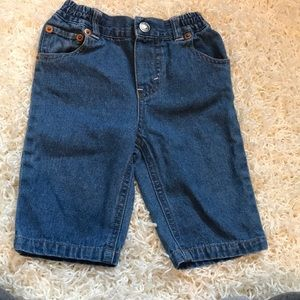 Curte  baby jeans